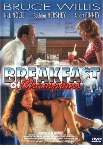 French DVDs - Breakfast Of Champions