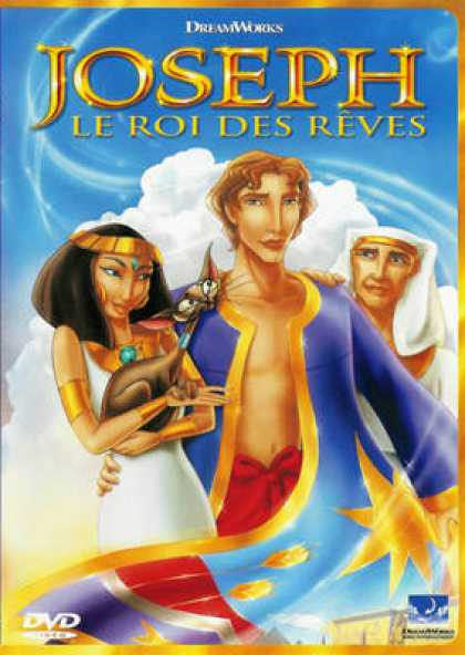 French DVDs - Joseph Le Roi Des Reves