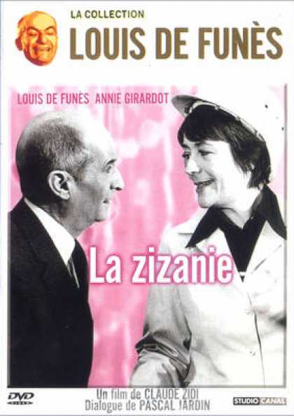 French DVDs - La Zizanie
