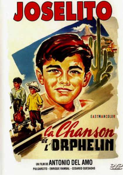 French DVDs - Joselito - La Chanson De L Orphelin