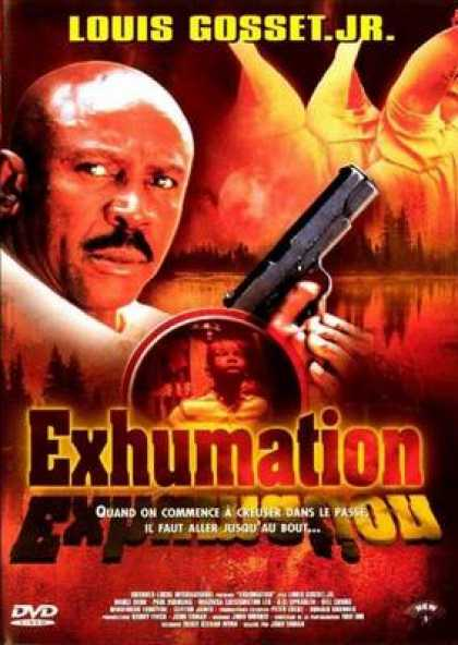 French DVDs - Exhumation