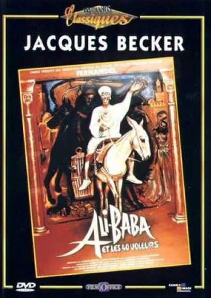 French DVDs - Ali Baba And The 40 Thieves