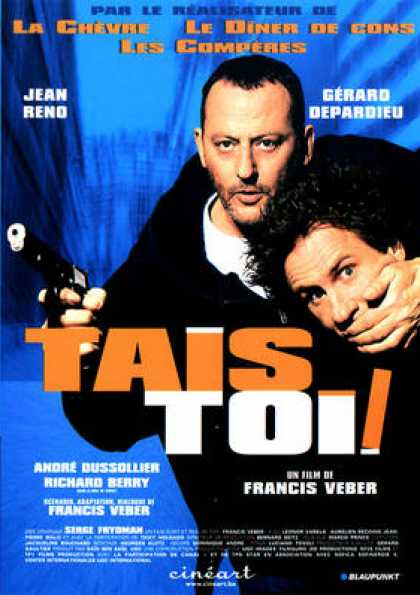 French DVDs - Tais Toi