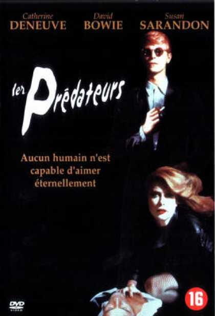 French DVDs - Les Predateurs