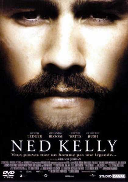 French DVDs - Ned Kelly