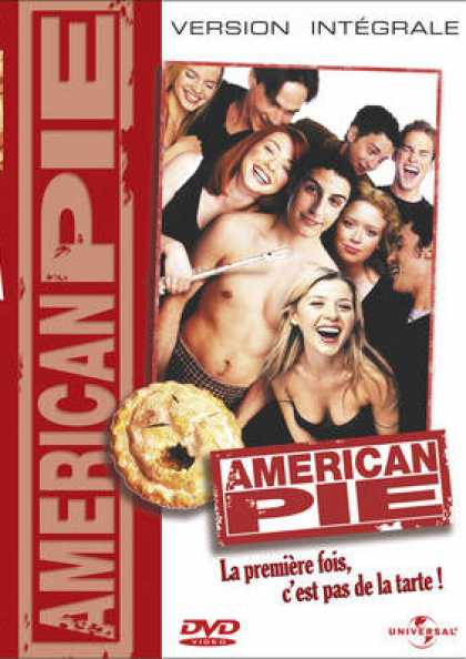 French DVDs - American Pie 1