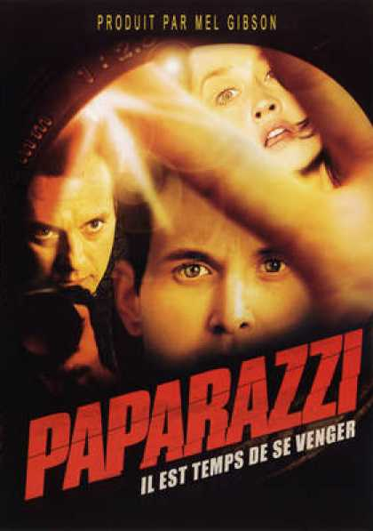 French DVDs - Paparazzi