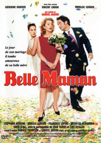 French DVDs - Belle Maman