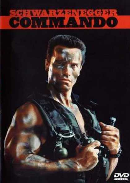 French DVDs - Commando