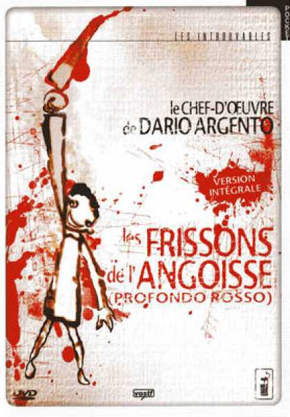 French DVDs - Les Frissons De L Angoisse