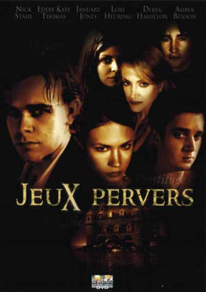 French DVDs - Jeux Pervers