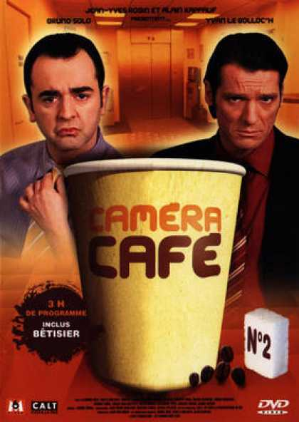French DVDs - Camera Cafe Vol 2