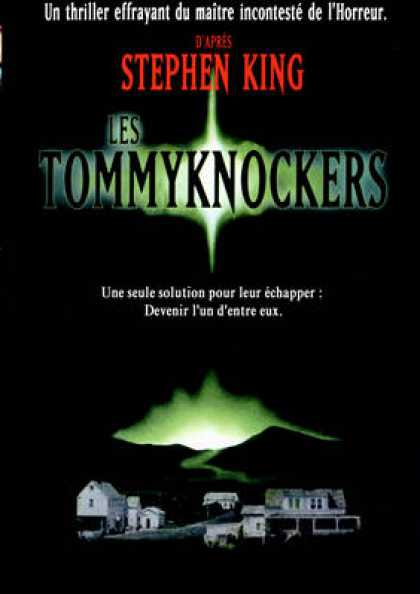 French DVDs - The Tommyknockers