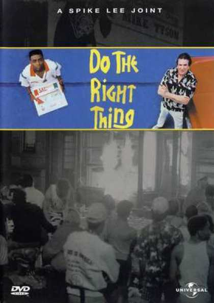 French DVDs - Do The Right Thing