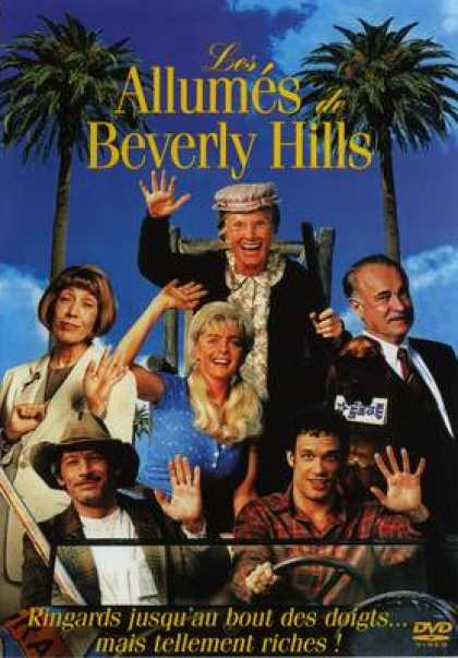 French DVDs - Les Allumes De Beverly Hills
