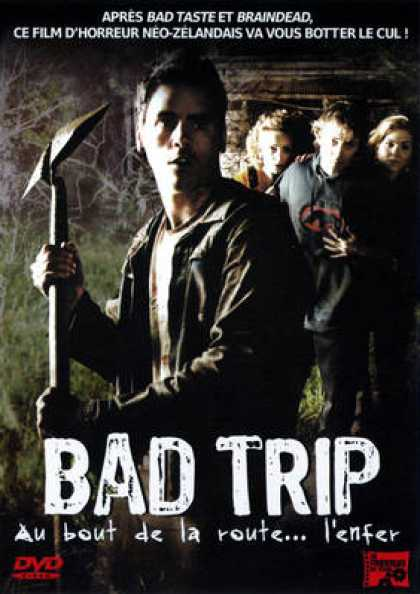 French DVDs - Bad Trip