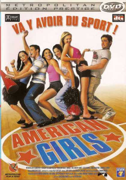 French DVDs - American Girls