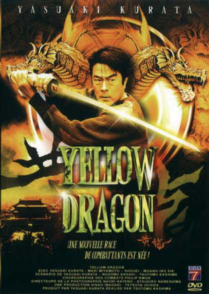 French DVDs - Yellow Dragon