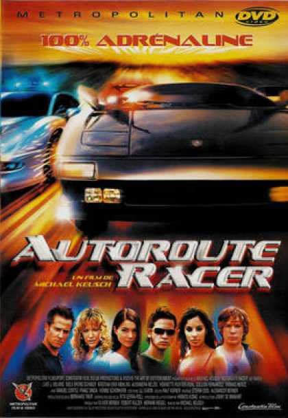 French DVDs - Autoroute Racer