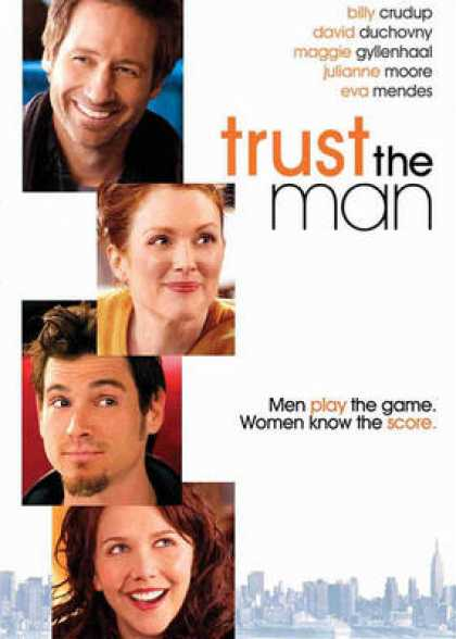 French DVDs - Trust The Man