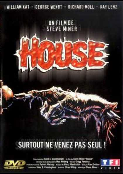 French DVDs - House