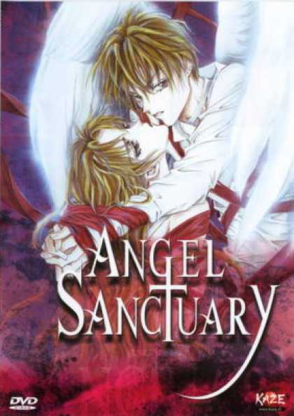 French DVDs - Angel Sanctuary