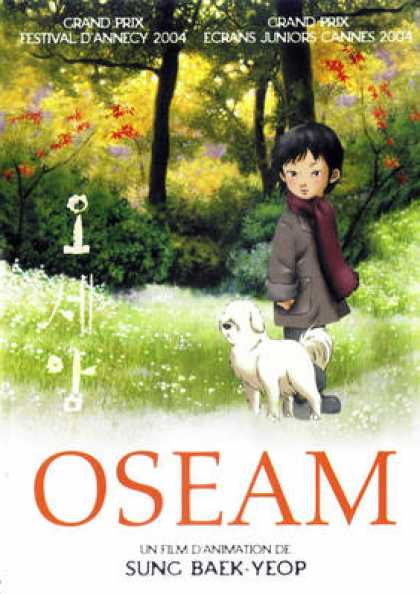 French DVDs - Oseam