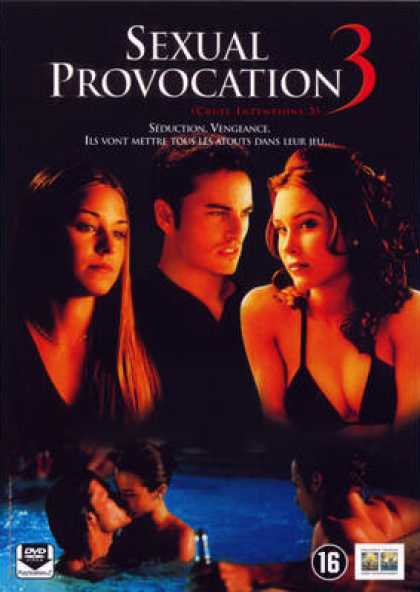 French DVDs - Sexual Provocation 3