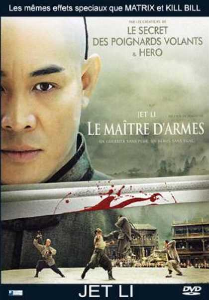 French DVDs - Le Maitre D Armes