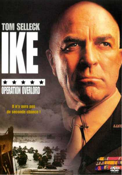 French DVDs - IKE Opération Overlord