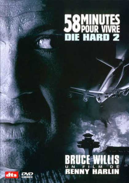 French DVDs - Die Hard 2