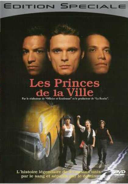 French DVDs - Blood In Blood Out
