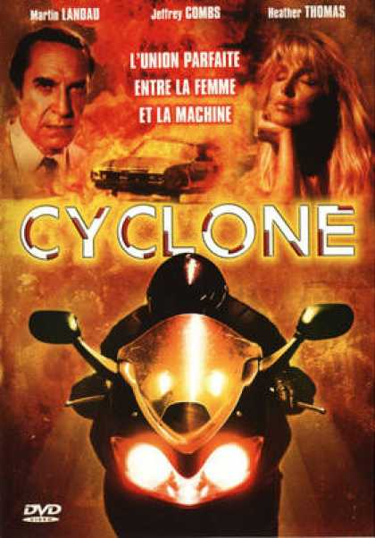 French DVDs - Cyclone
