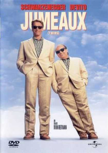 French DVDs - Twins