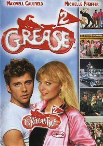 French DVDs - Grease 2 (1982) FRENCH/CANADIAN