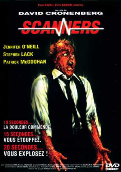 French DVDs - Scanners
