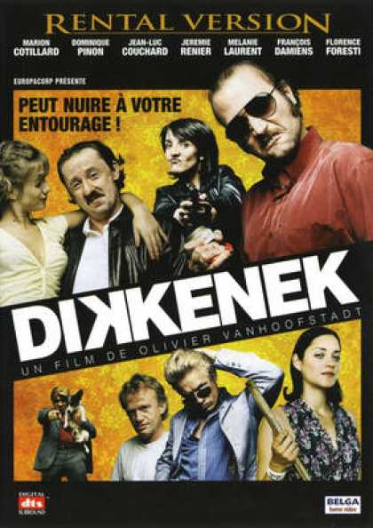 French DVDs - Dikkenek
