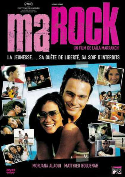 French DVDs - Marock