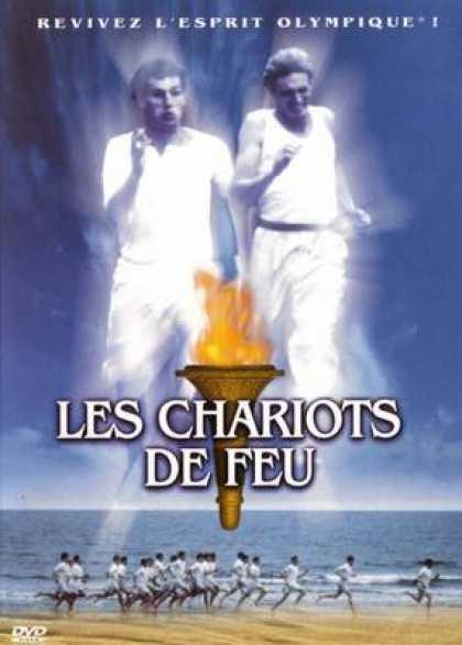French DVDs - Chariots Of Fire