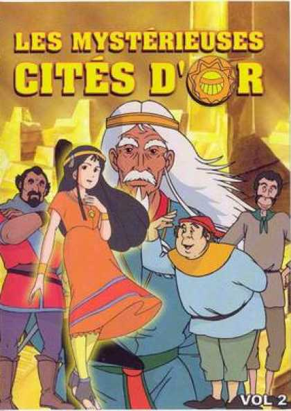 French DVDs - The Cities Of Mystery Vol 2