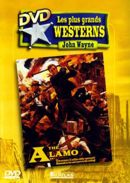 French DVDs - Alamo