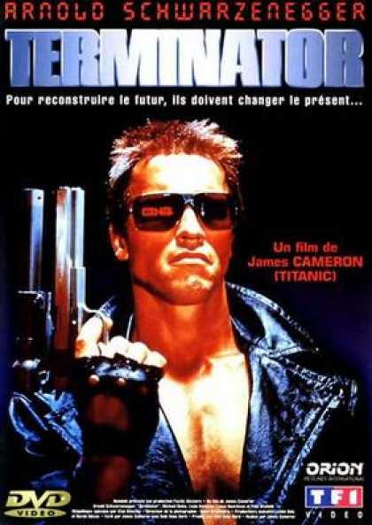 French DVDs - Terminator