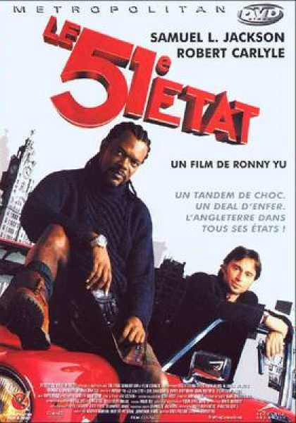 French DVDs - The 51st State French Canadian