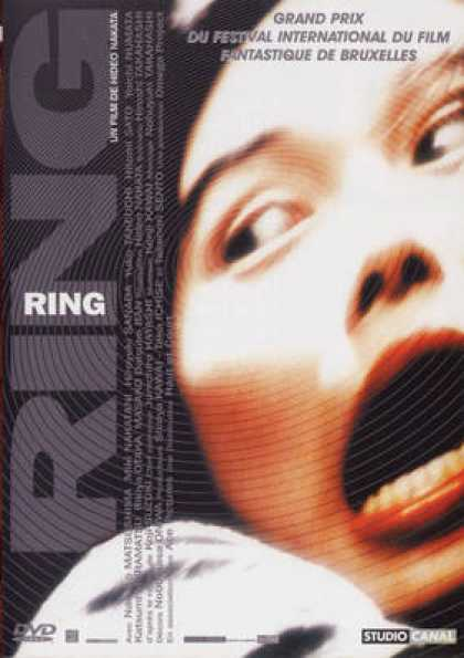 French DVDs - Ring