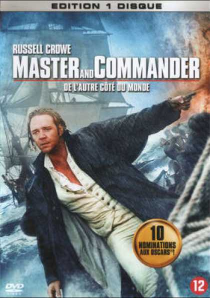 French DVDs - Master And Commander
