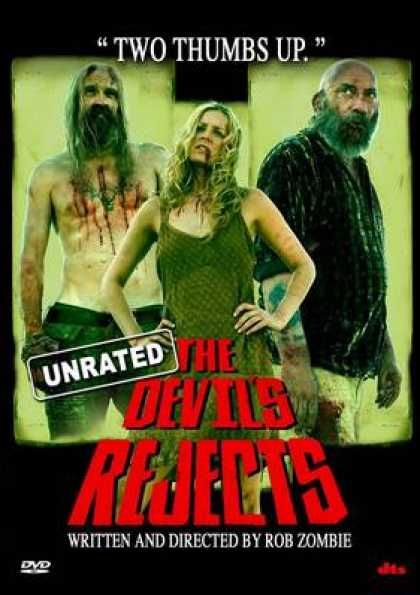 French DVDs - The Devils Rejects