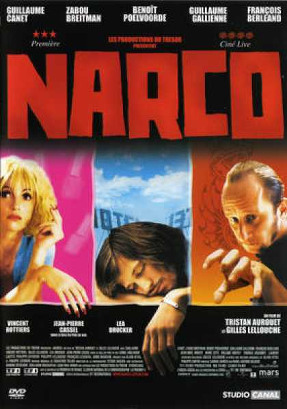 French DVDs - Narco