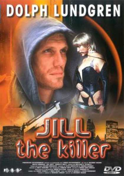 French DVDs - Jil The Killer