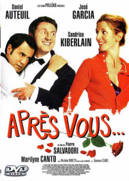 French DVDs - Apres Vous