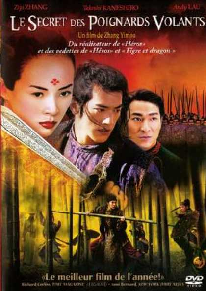 French DVDs - House Of Flying Daggers